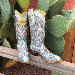 NEW Cameleon Corral Boots
